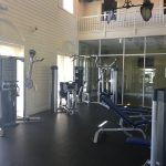 The Fitness Center at Yacht Club on the Intracoastal also known as The Yacht Club Hypoluxo and Intracoastal Yacht Club is a beautiful condominium community with resort style amenities right on the Intracoastal waterway in Hypoluxo Florida.